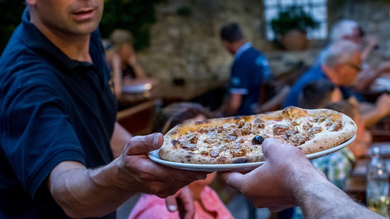 Pizzeria Biograd Casa Vecchia